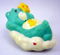 Care Bears - Kenner - Miniature - Wish Bear wishing on a star (loose)