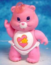 Care Bears - Kenner action figure - Baby Hugs Bear \\\'\\\'Pampers\\\'\\\' (loose)