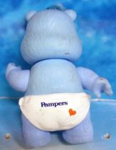 Care Bears - Kenner action figure - Baby Tugs Bear \\\'\\\'Pampers\\\'\\\' (loose)