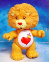 Care Bears - Kenner action figure - Brave Heart Lion (loose)