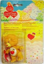 Care Bears - Kenner action figure - Brave Heart Lion with Trusty Shield