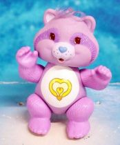 Care Bears - Kenner action figure - Bright Heart Racoon (loose)