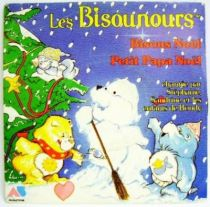 Care Bears - Mini-LP Record - Sounds of Christmas - AB Productions 1986