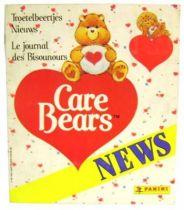 Care Bears - Panini album - Care Bears\'s News Paper