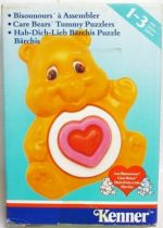 Care Bears - Tummy Puzzlers - Tenderheart Bear
