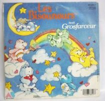 Care Bears: I wanna be a Care Bear - Mini-LP Record - AB Prod. 1986