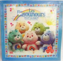 Care Bears: Tout là-haut - Mini-LP Record - Parker 1984