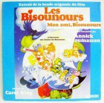 Care Bears Original French Motion Picture Soundtrack - Mini-LP Record - Carrere 1986