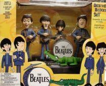 Cartoon Beatles - McFarlane Toys - set of 4 figures