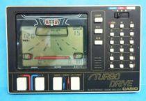 Casio - Handheld Game & Calculatrice - Turbo Drive MG-200 (occasion)