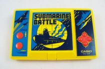 Casio - Handheld Game - Submarine Battle (occasion) 01