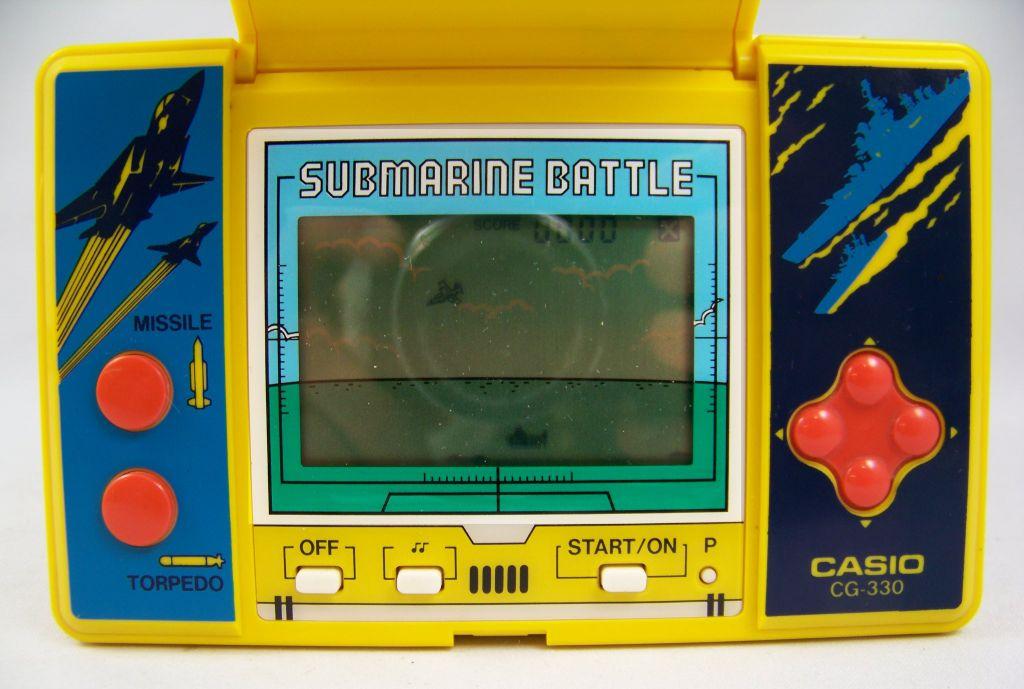 Casio - Handheld Game - Submarine Battle (occasion) 05
