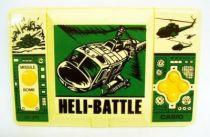 Casio - Handheld Game (Multi Screen) - Heli-Battle