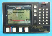 Casio - Handheld Game with Calculator - Turbo Drive MG-200 (loose)