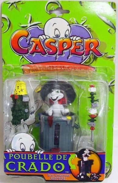 Casper - Stinky\\\'s Trashcan - Lansay 1997