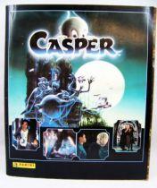 Casper (the movie) - Panini Stickers collector book (1995)