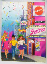 Catalogue professionnel Mattel France 1991