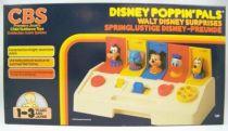 CBS Toys 1981 - Disney Poppin\'Pals