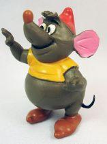 Cendrillon - Figurine PVC Comic Spain - Gus la grosse souris