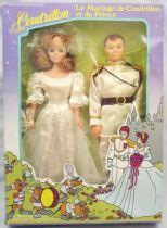 Cendrillon - Poupée Mannequin Disney - Le Mariage de Cendrillon et du Prince