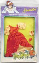 Cendrillon - Poupée Mannequin Disney - Robe de bal orange
