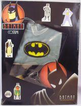 Cesar Sarti - Batman The Animated Series - Déguisement pour enfant Batman