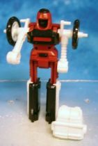 Challenge of the GoBots - Cy-Kill - May Gum Tresor figure (loose)