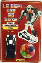 Challenge of the GoBots - Demo - May Gum Tresor figure