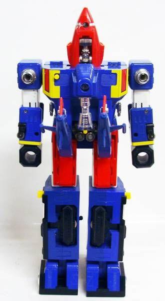 Changeman - DX Change Robo (loose) - Bandai