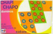 Chapi Chapo - Domino Game - Ceji