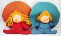 Chapi Chapo - Set of two dolls by Ceji Clodrey (loose)