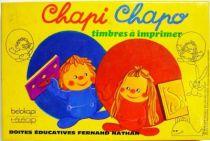 Chapi Chapo - Timbres à imprimer - Fernand Nathan