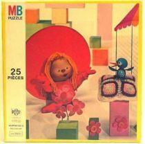 Chapi Chapo Mint in box MB Puzzle