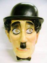 Charlie Chaplin (Charles Chaplin) - Face-mask by César