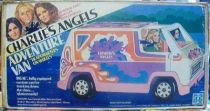 Charlie\\\'s Angels - Loose with box Hasbro Adventure Van
