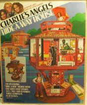 Charlie\'s Angels - Mint in box Hide-a-way House