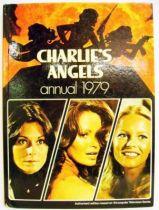 Charlie\'s Angels - Stafford Pemberton Publishing - Charlie\'s Angels Annual 1979