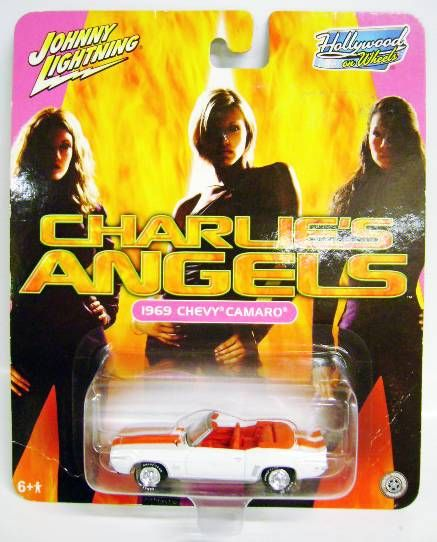 Charlie\'s Angels (Movie) - Johnny Lightning - 1969 Chevy Camaro