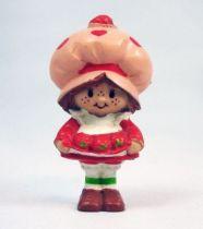 Charlotte aux fraises - Miniatures - Charlotte tenant trois baies (loose)