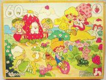 Charlotte aux fraises - Puzzle 60 pièces \'\'La  promenade\'\' - Nathan
