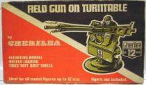 Cherilea - Fieldgun on Turnatable - Ref 2624