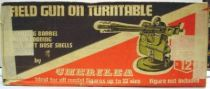 Cherilea - Fieldgun on Turnatable - Ref 2624