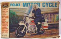Cherilea - Police Motor Cycle - Ref 2614