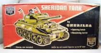 Cherilea - Sheridan Tank (Char) - R�f 2602 01