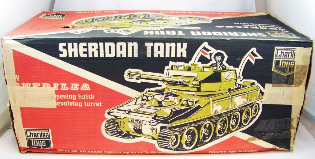 Cherilea - Sheridan Tank (Char) - Réf 2602 02