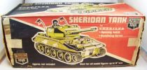Cherilea - Sheridan Tank (Char) - Réf 2602 04
