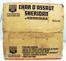 Cherilea - Sheridan Tank (Char) - Réf 2602 05