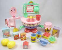 Cherry Merry Muffin - Accessory - Mix \'n Wash Deluxe Playset (loose)