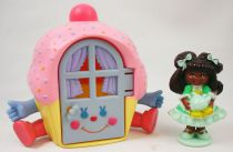Cherry Merry Muffin - Doll - Cupcake Cottage & Apple Amy (loose)