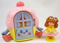 Cherry Merry Muffin - Doll - Cupcake Cottage & Banancy (loose)